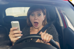 MN Texting and Driving Accident Attorney